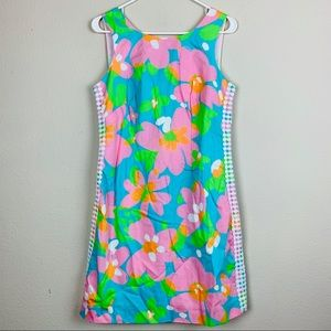 NWT Lilly Pulitzer Delia Shift Dress Mojo Floral